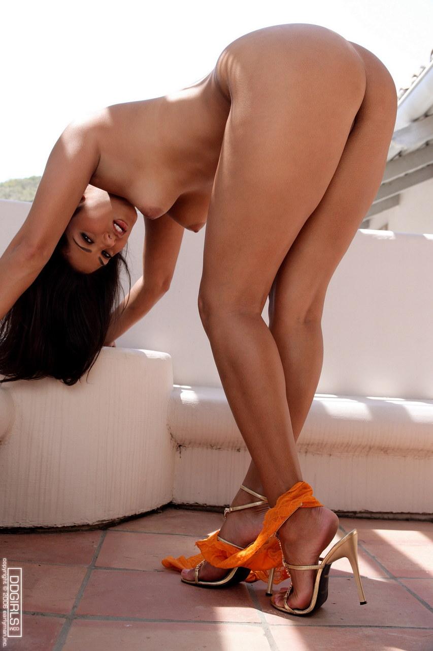 video goth girls naked