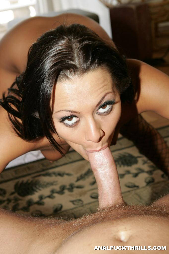 Sandra Romain Gives A Nice Blowjob And Screwed Hard, Hardcore
