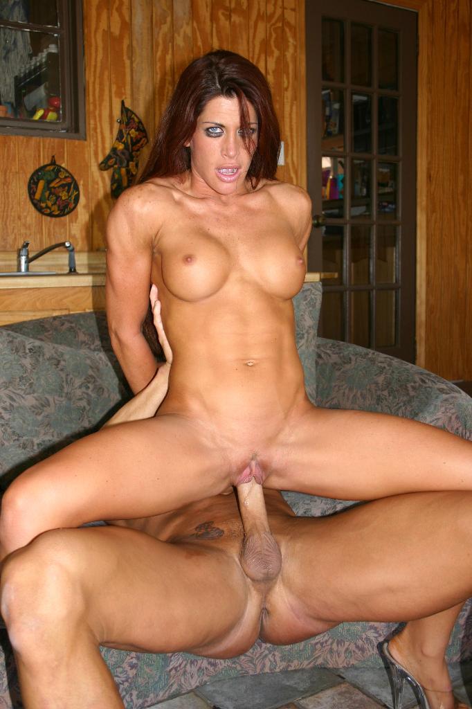 Мускулистые порно девушки фото