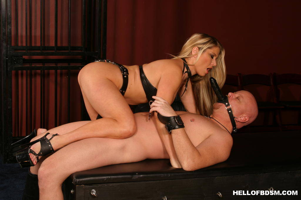 mistress using male slave for her own pleasure page