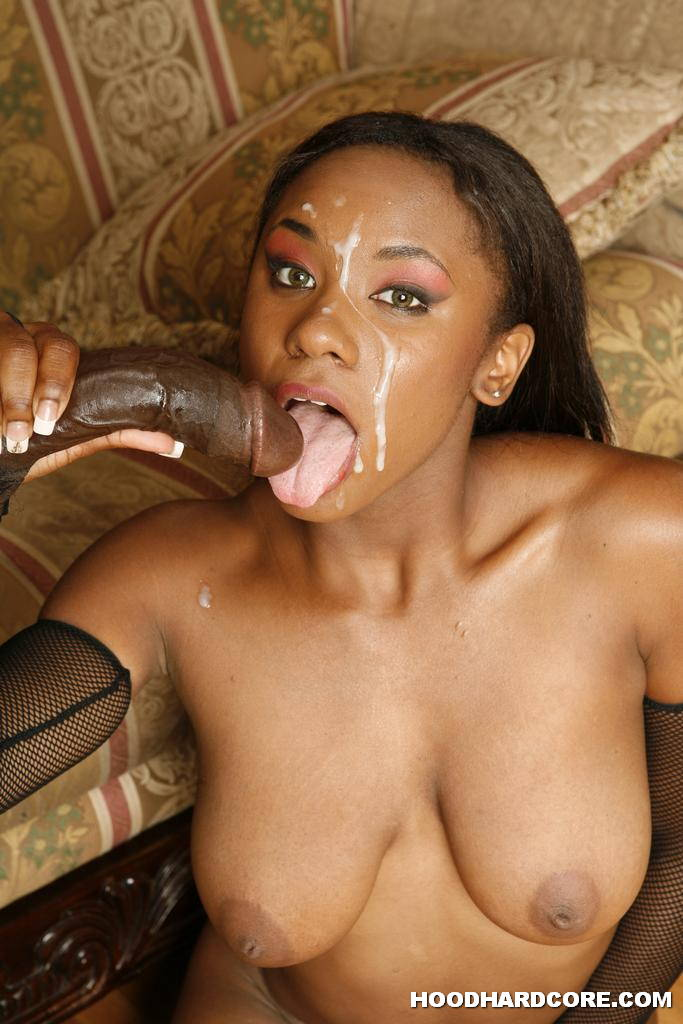 Black Girl Gobbles Black Cock 2071 - Page 5-4869