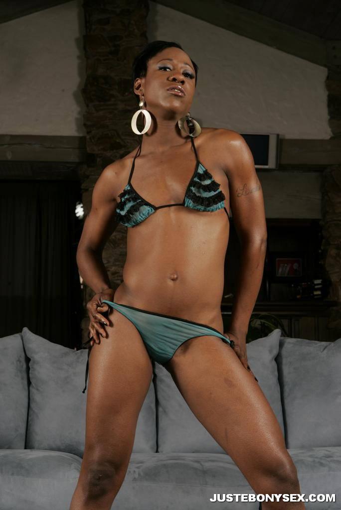 Hot skinny black girls
