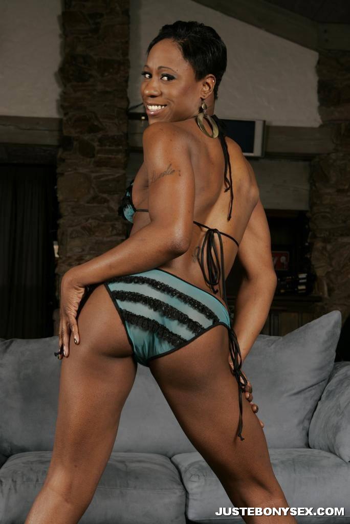 Skinny black women sex