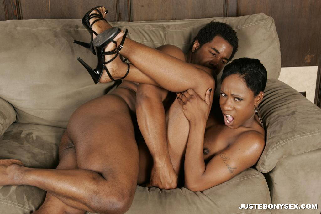 Skinny black girl do anal question