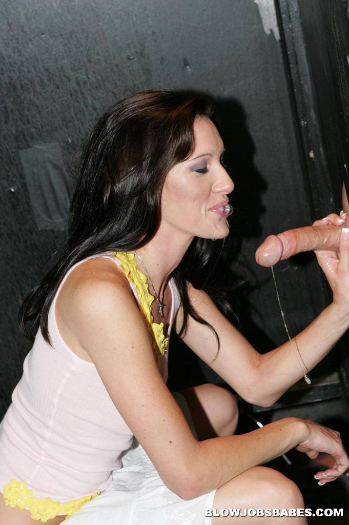 image The famous bbc glory hole with anna bell peaks