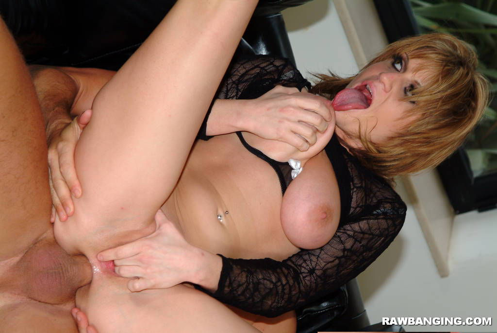 Hot Blonde Milf Gets Fucked