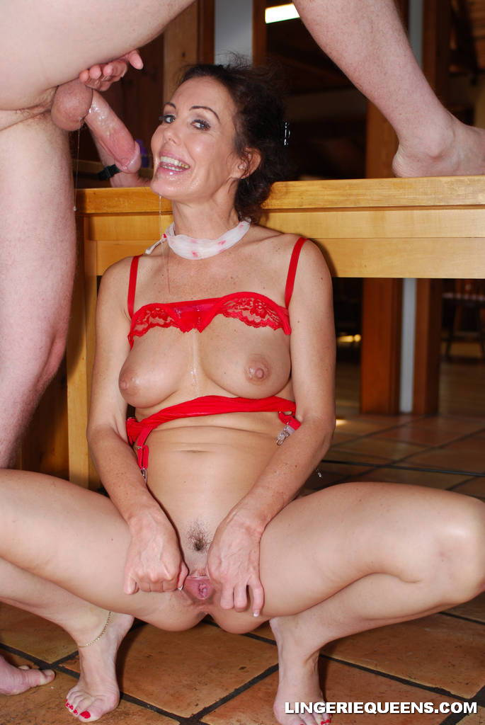 Mature kinky sex