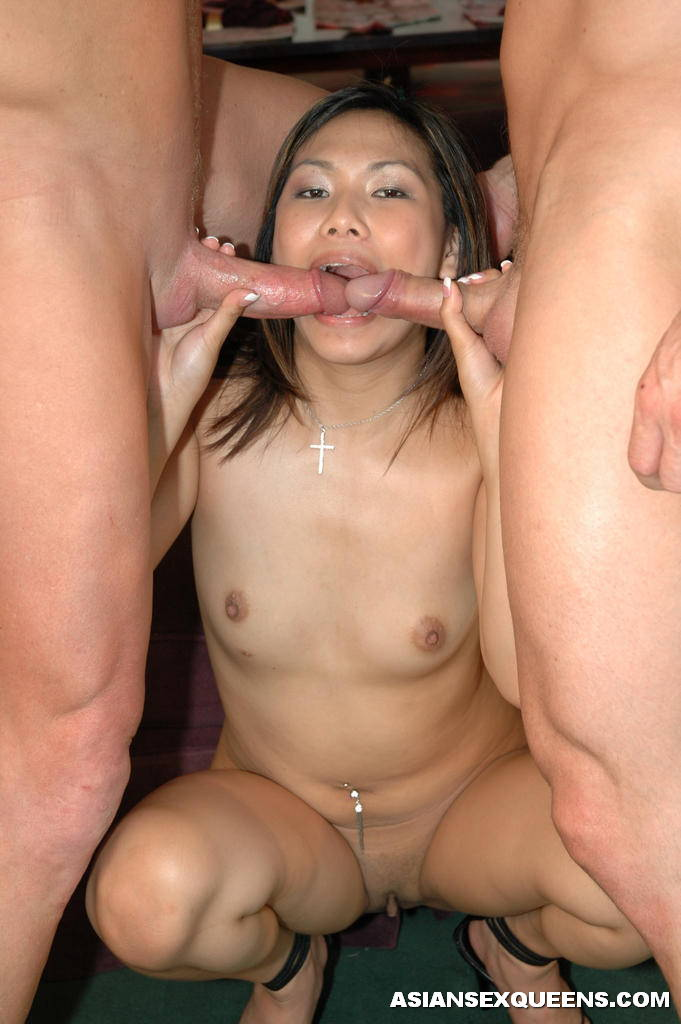 Share your Dirty asian slut