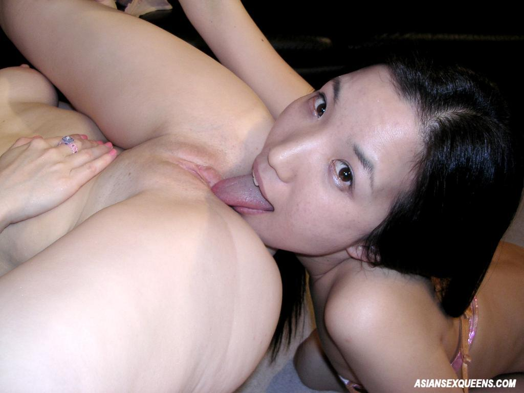 Asian Slut Eating White Pussy 2431 - Page 3-1470