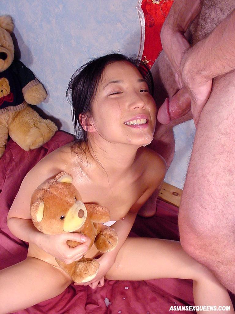 Amaterski Azijke Bejba Eating Cum 2457 - Stran 2-3289
