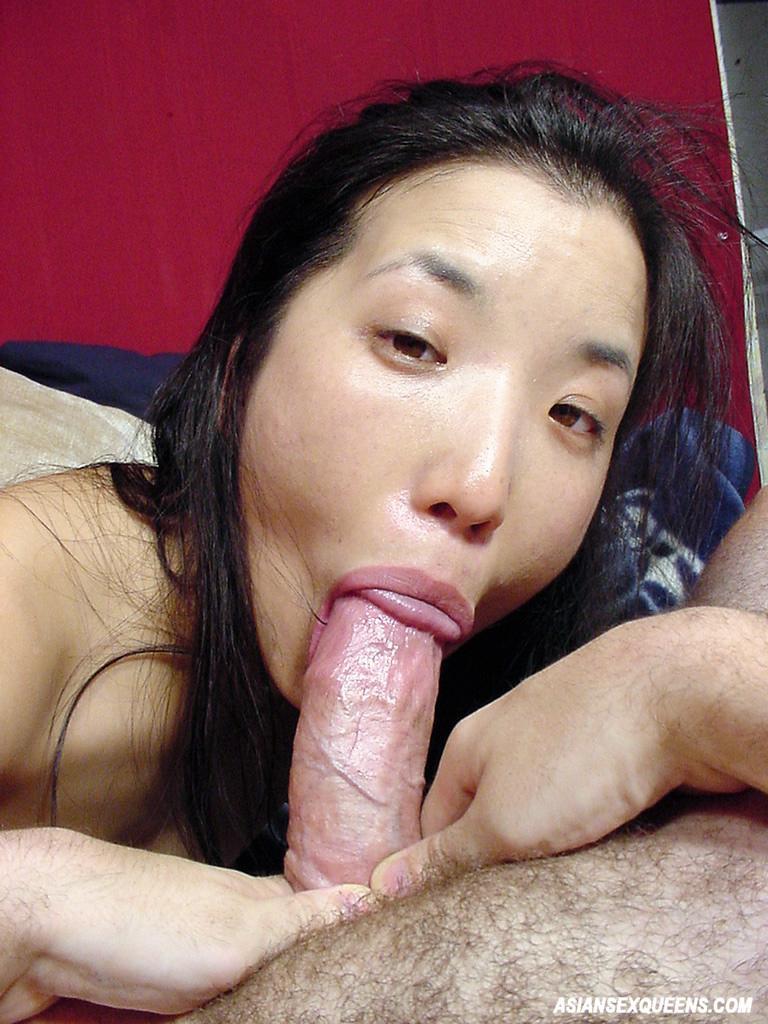 Chinese cock sucking