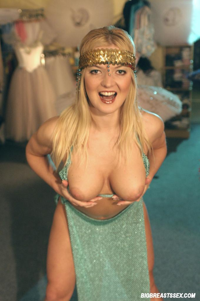 College breasts free video