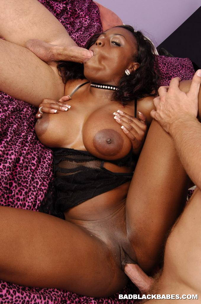 Monica mattos 3 black dicks