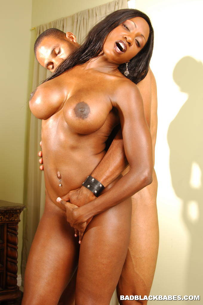from Cruz erotic ebony cunt nude