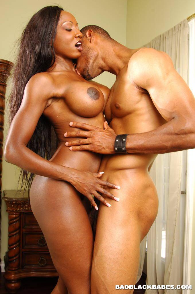 Ebony poron
