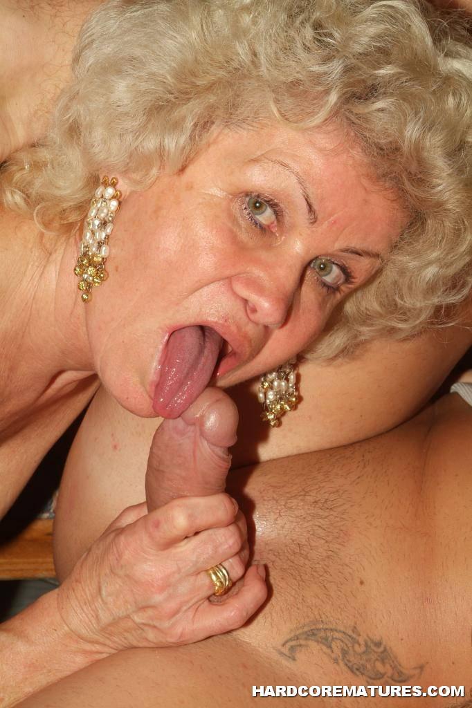 image Granny awesome professionally qualitatively sucks dick