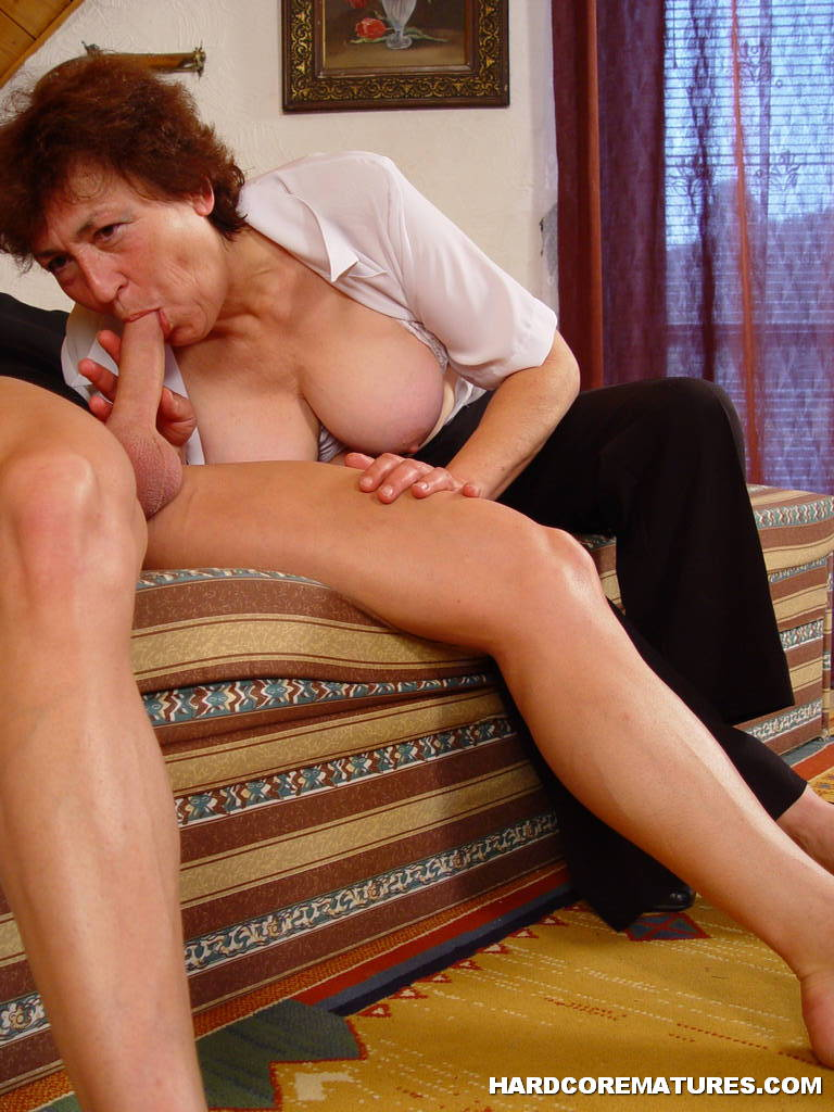 older naked busty women