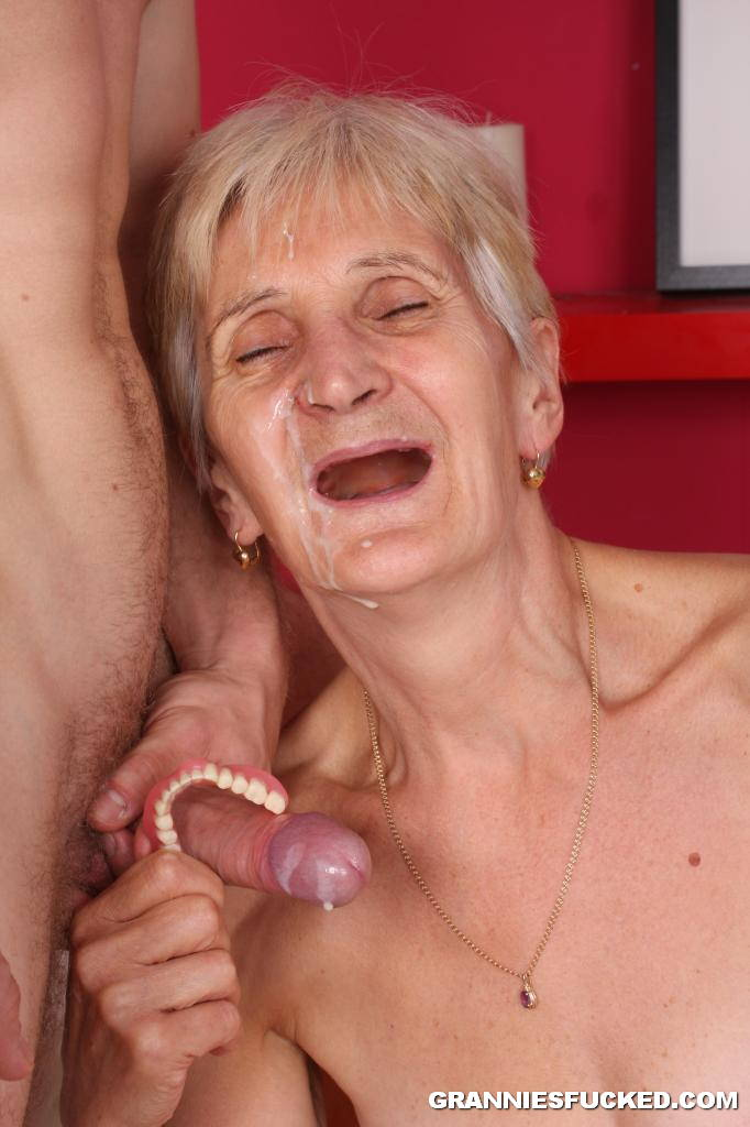 Naughty Granny Riding Younger Cock 2700 - page 5