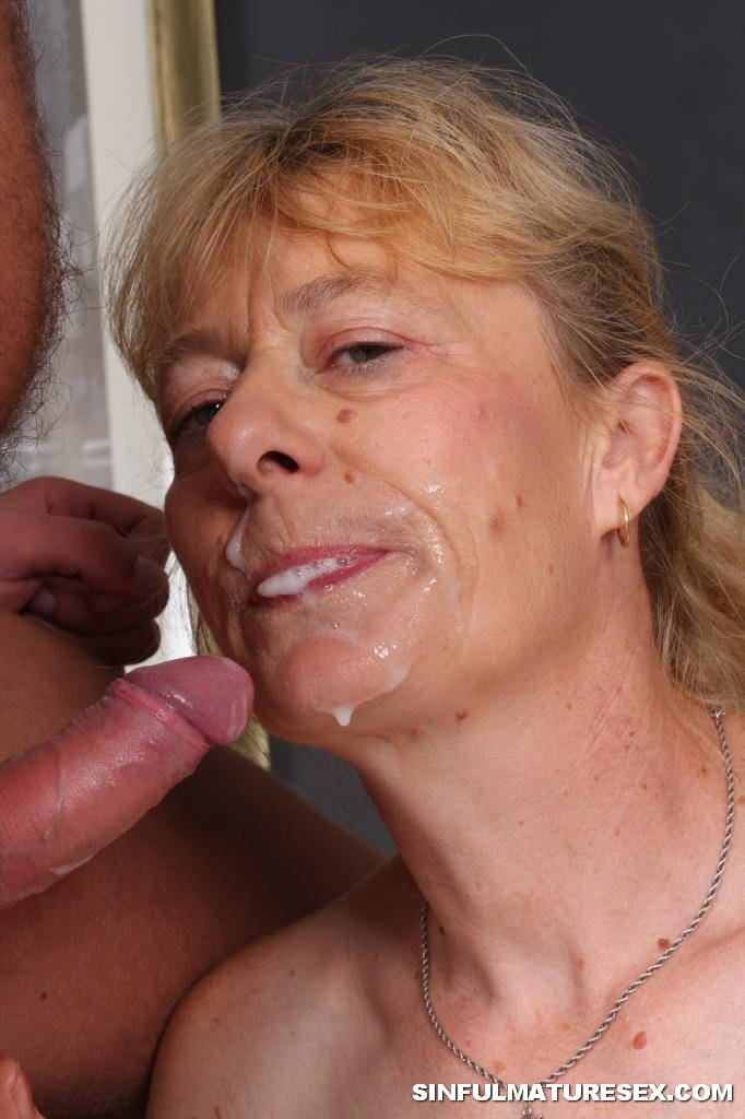 Cum swallowing grannies difficult tell