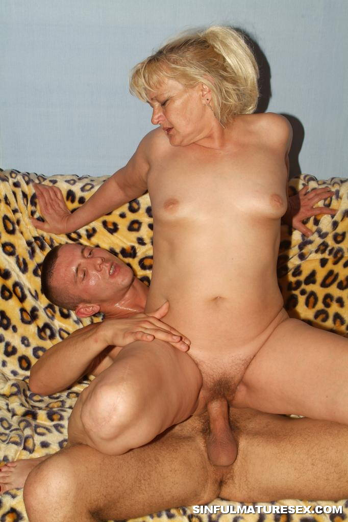 Mature and milf cock