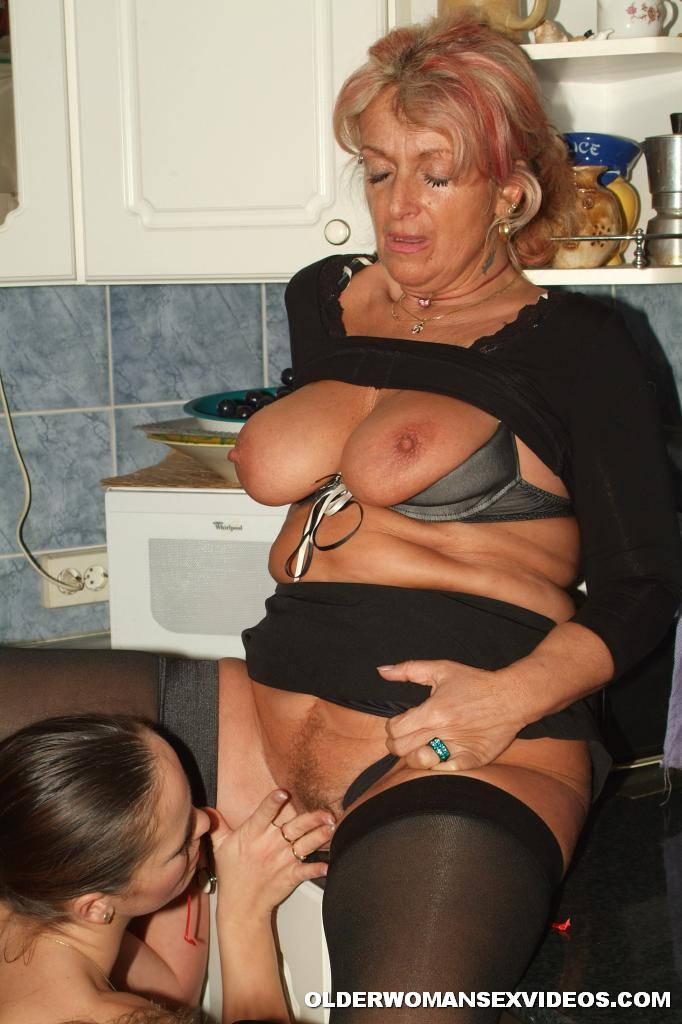 Oma anal pornos