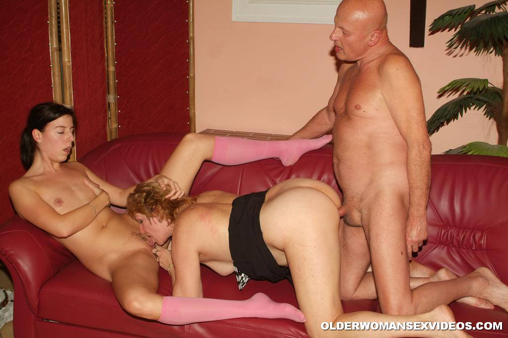 Your business! mother and daughter have a threesome agree