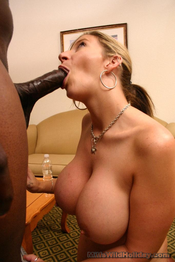 2 white mature sluts go berserk for black cock 1