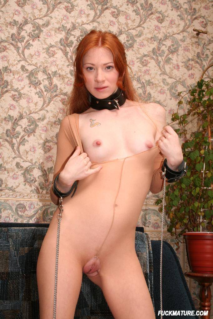 Mature Redhead In Sexy Threesome 2851-9470