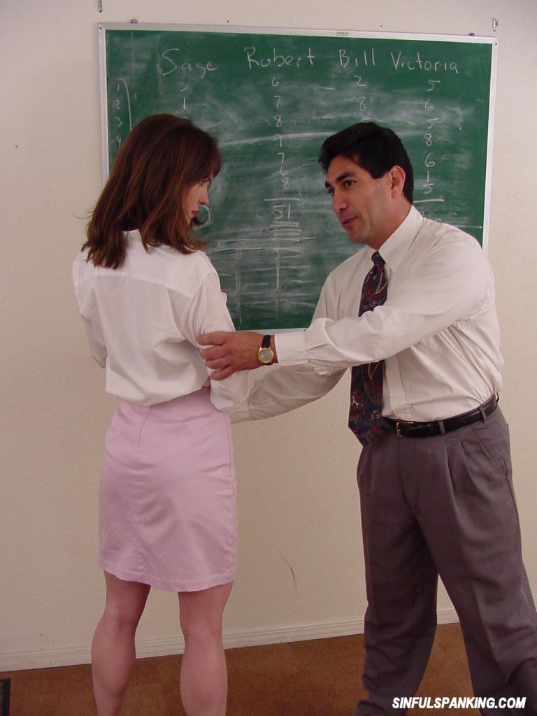 Mature Teacher Spanking Students Sexy Ass 2972-5431
