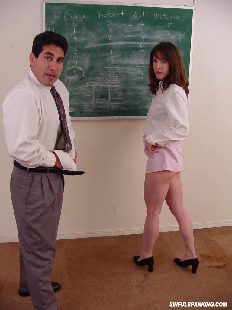 Mature Teacher Spanking Students Sexy Ass 2972-7589