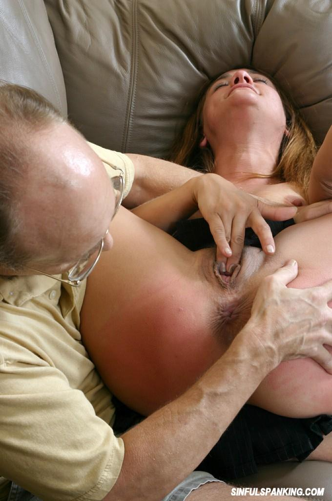 Old Man Spanking Busty Babe 2994 - Page 2-2887