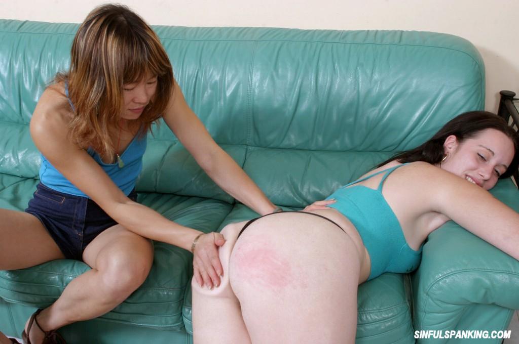 Japanese spank mature that