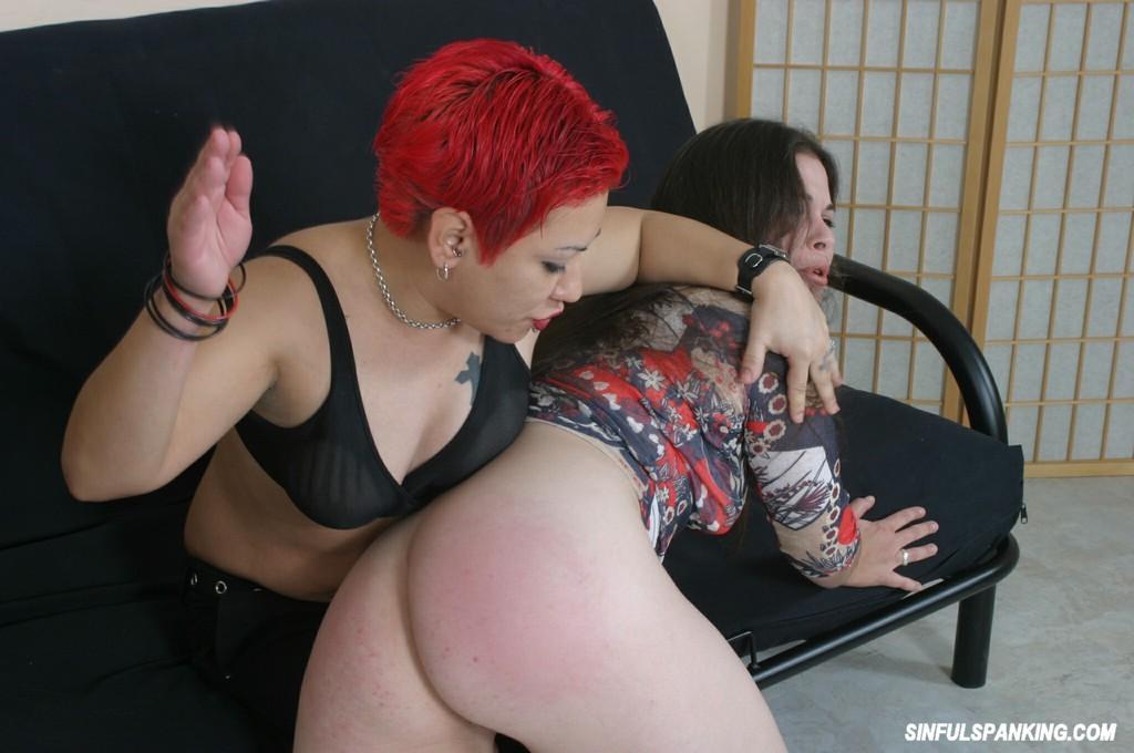 Bdsm spanking toon