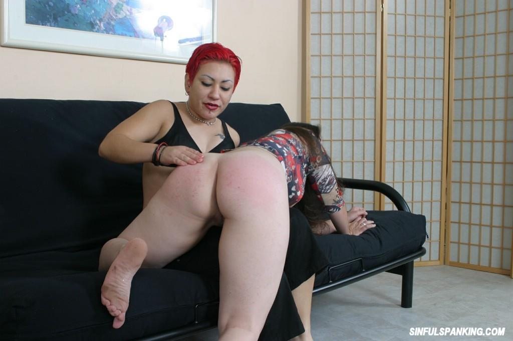 Hell, that Chubby redhead spanking video galleries would suck