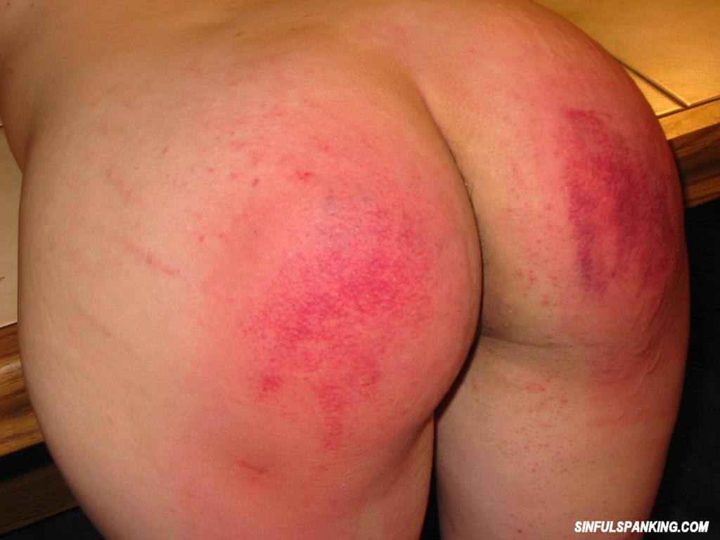 spanking hot ass sv
