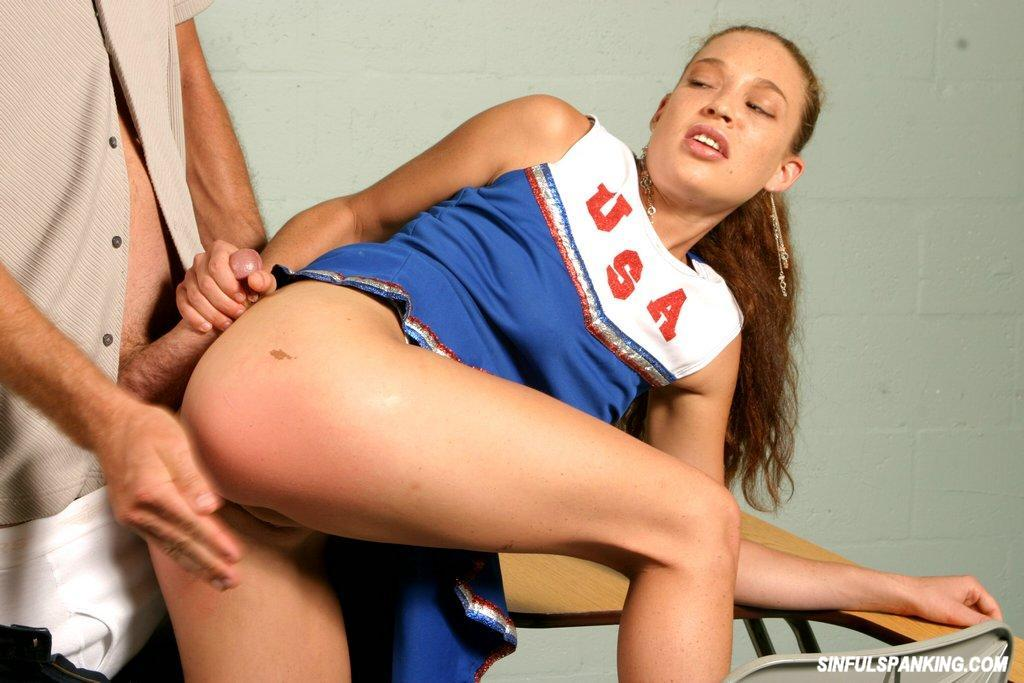 Porn gifs cheerleaders banged ass