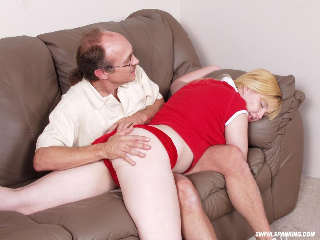 Blonde slut rough spanked and fucked for robbing a ring 9