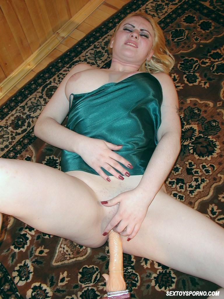 Amateur blonde sucks and fucks guy 2
