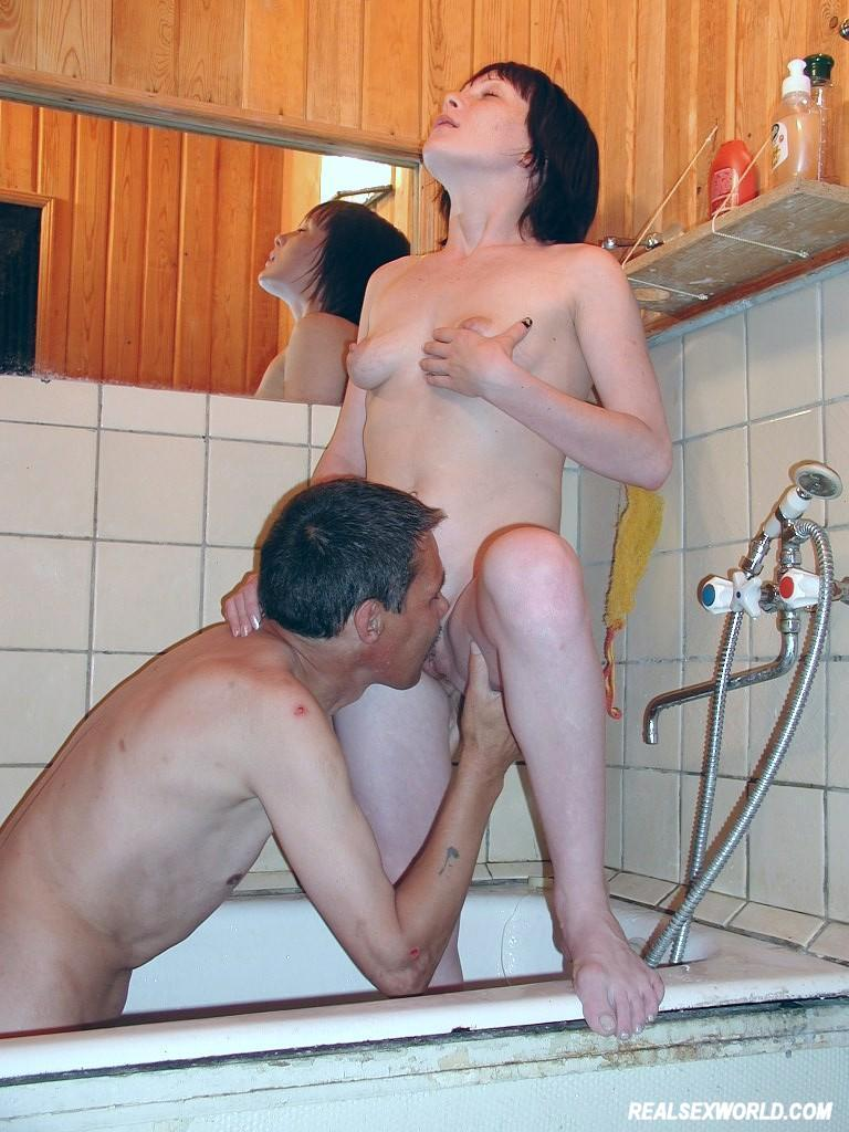 Sexy couple shower remarkable, this