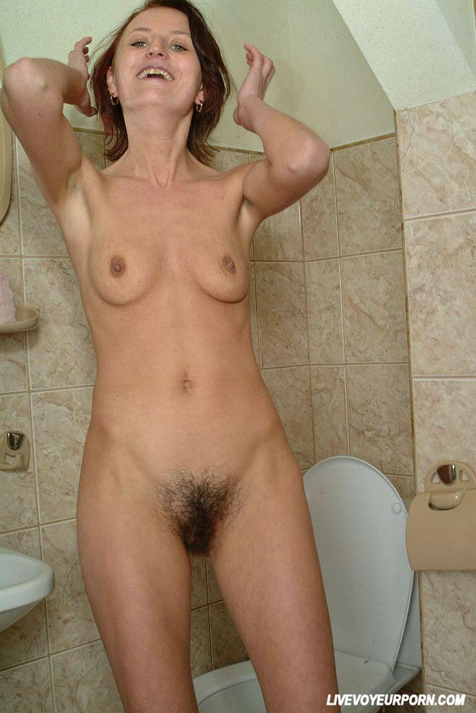 Naked gilf flash gif