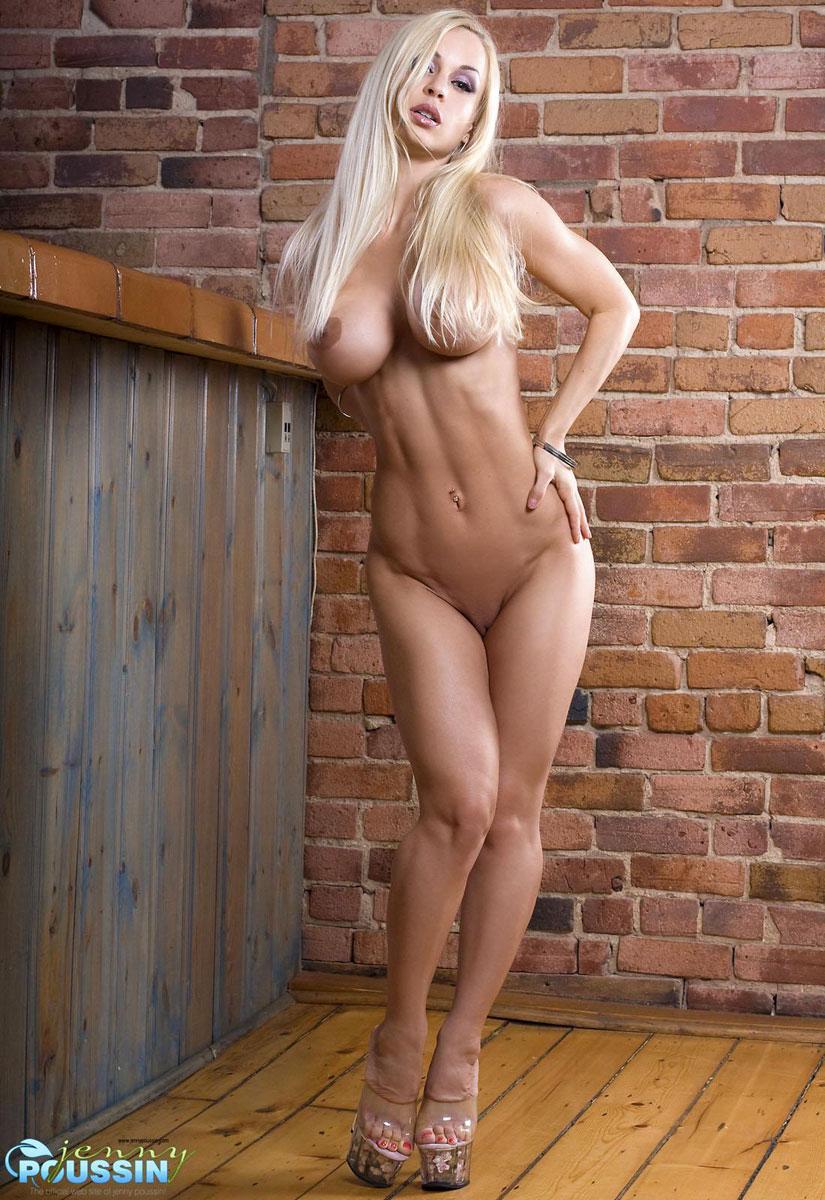 Jenny poussin nude
