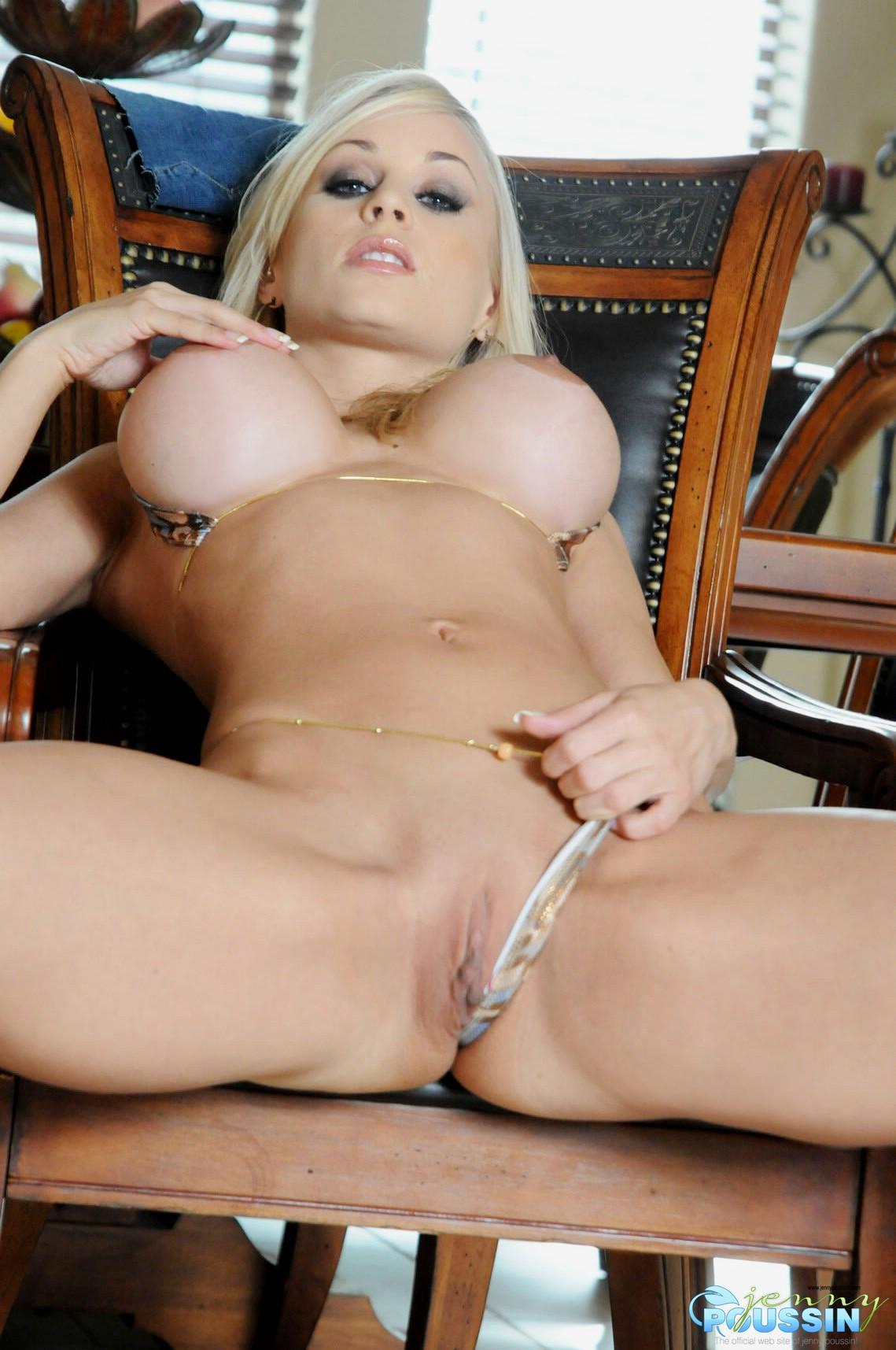 Plump whore in black lingerie manhandling her slave 5