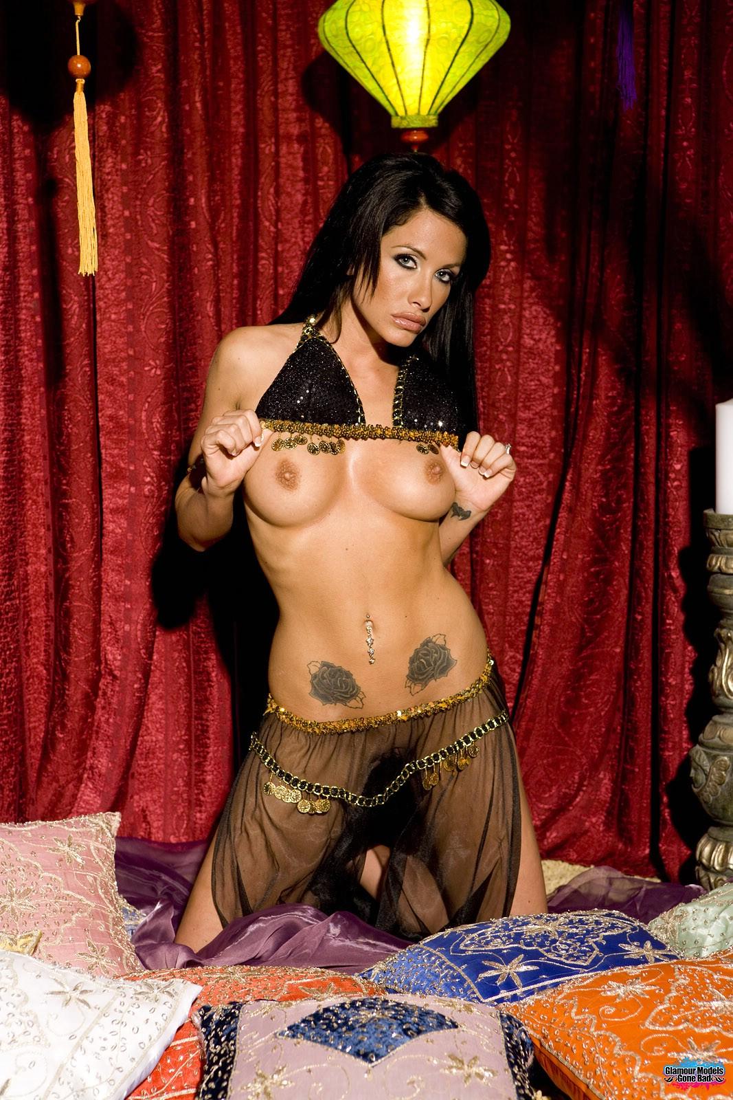 Randi Wright Sexy Skirt 5129-9769
