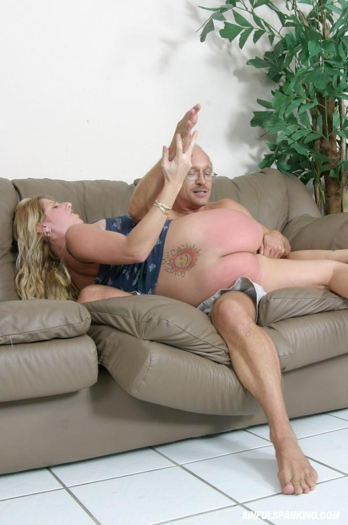 Busty Blonde Girl Getting Her Ass Spanked 5630 - Page 3-8772