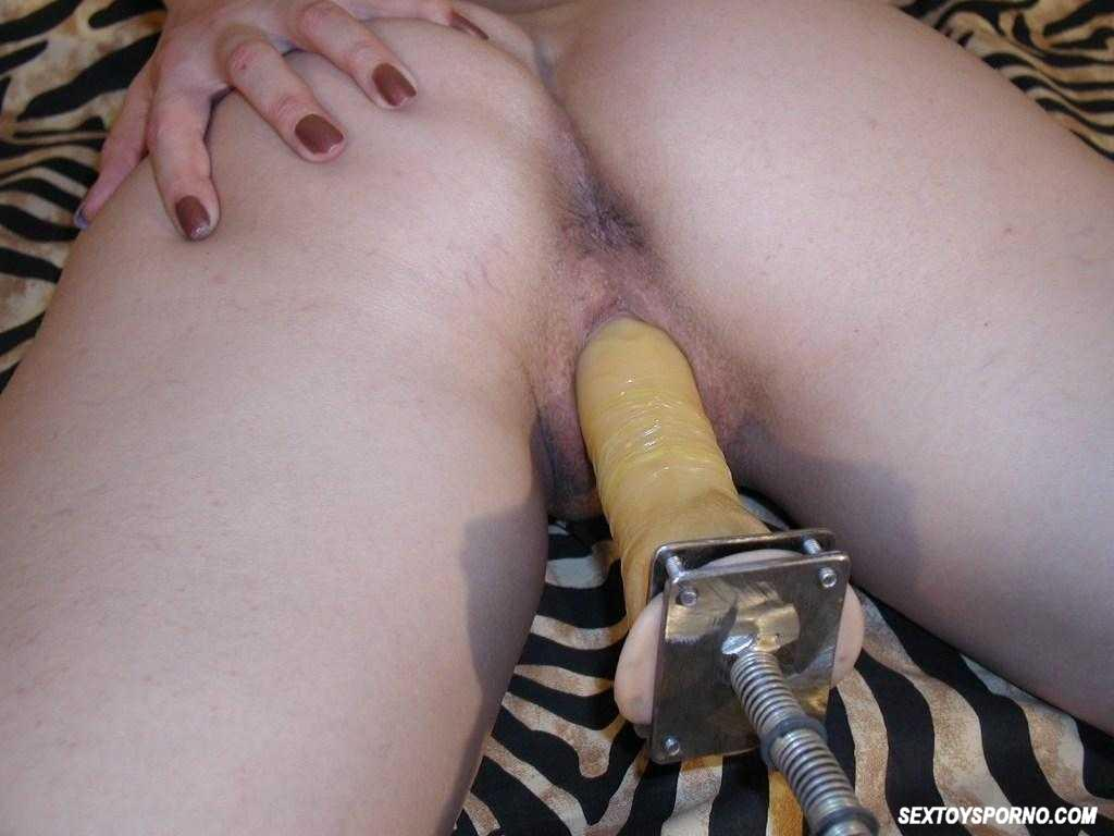 Final, Ringed pussy fucking huge dildo what