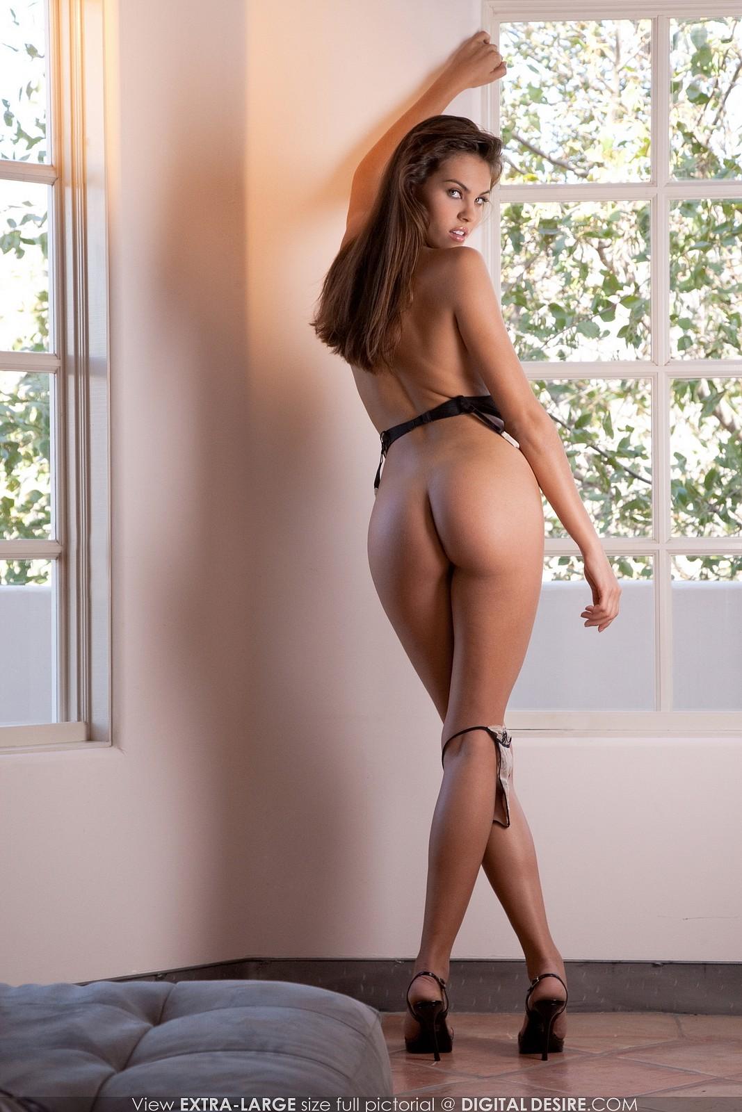 Victoria Valmer Is A Brunette Goddess From France 939-4780