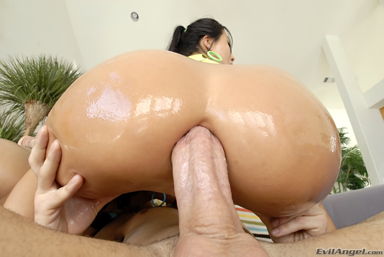 Ass anal oil