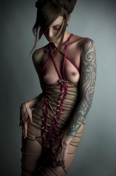 nude asian tattoo models