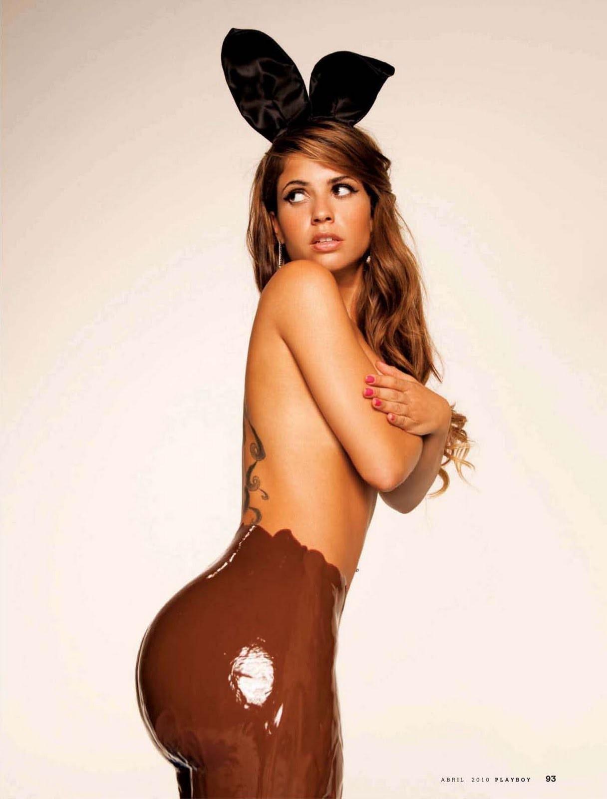 Pokimane deep fake porn playboy bunny