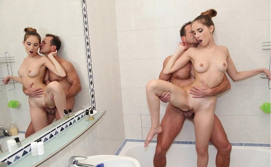 Teens in the having sex in the bath, jenna mounrey nude